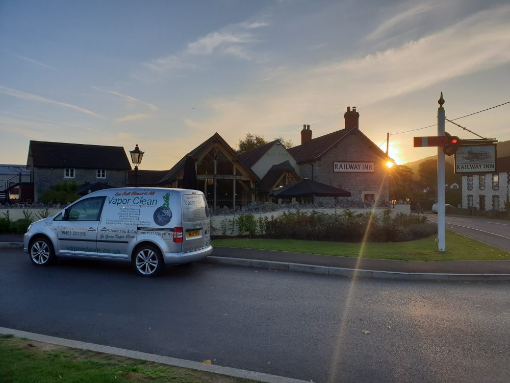 Trust in Local Cleaning Company Extended by Thatchers
