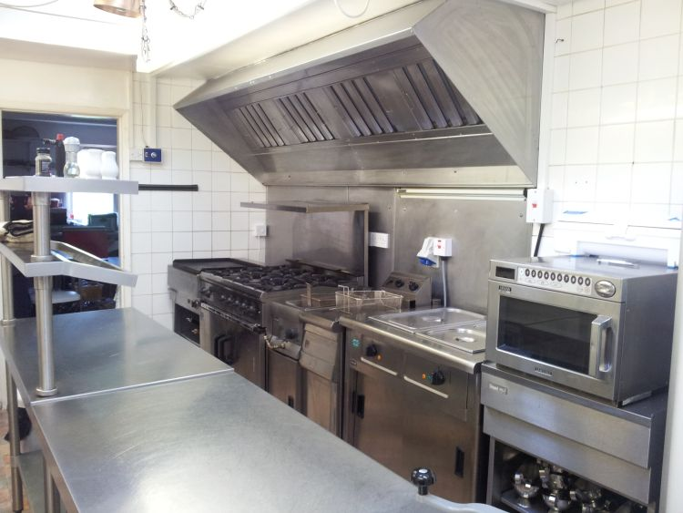 Commercial Kitchen Cleaning Company