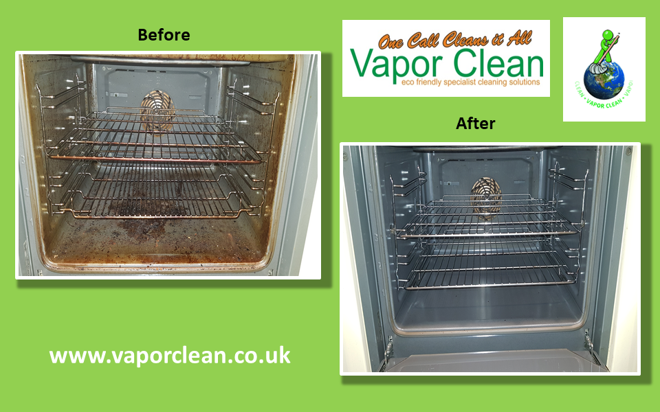 Do you clean your oven before or after Christmas?