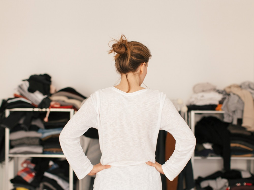 Tips To help Clear out & Start Fresh in The New Year