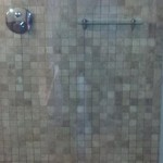 bathroom steam cleaning after