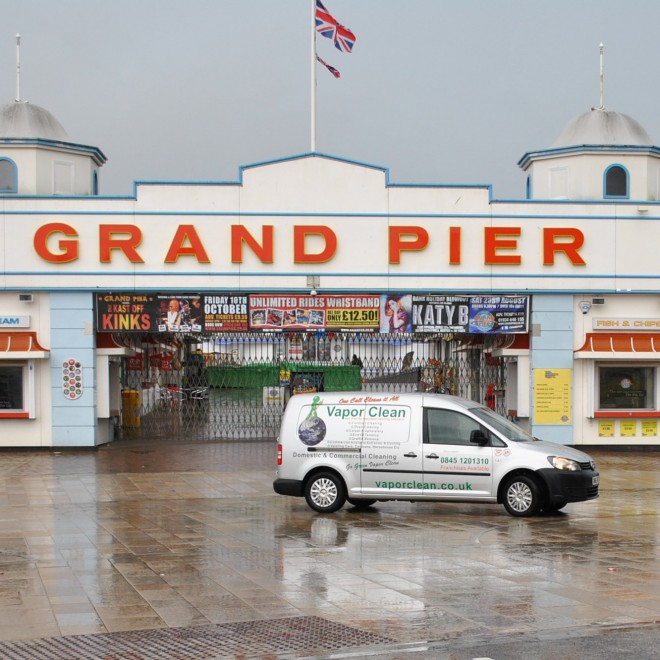 Cleaners in Weston-Super-Mare