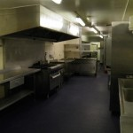 commercial cleaning in kitchens