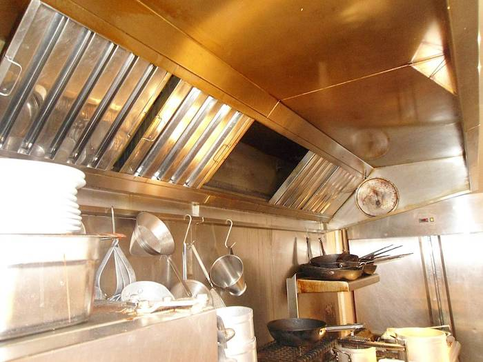 installation system kitchen mount in exhaust maintenance commercial sinai cleaning services repair