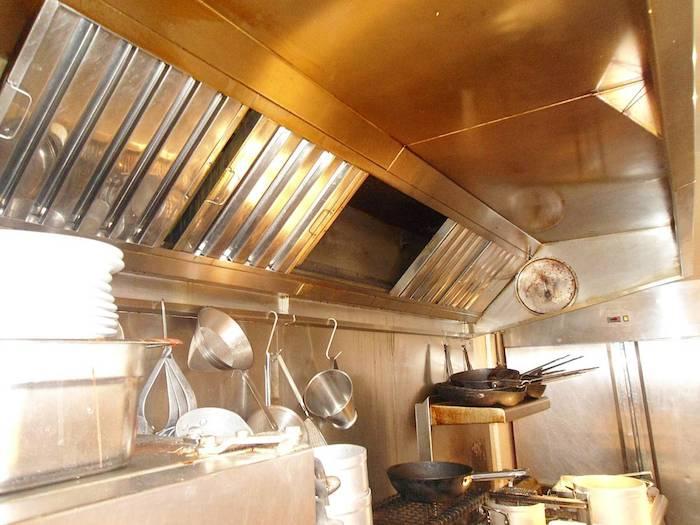 kitchen cleaning for restaurants