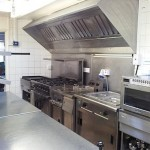 kitchen cleaning for schools