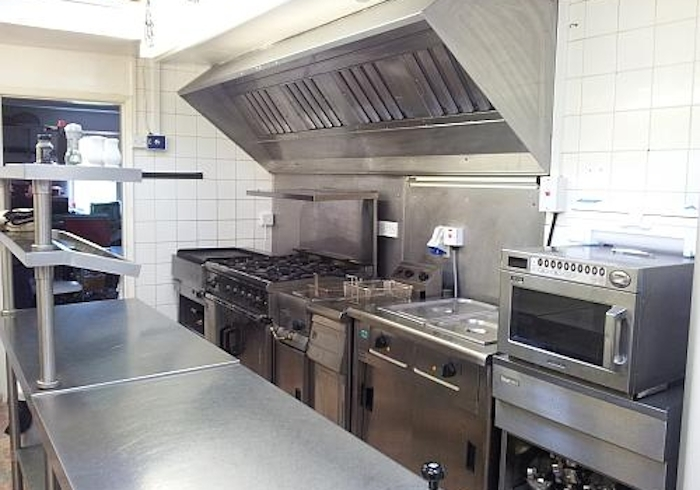 Commercial Kitchen Cleaning Bristol