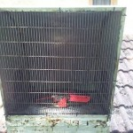 roof extractor after clean