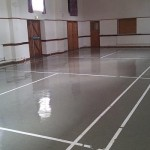 sports centre contract cleaning