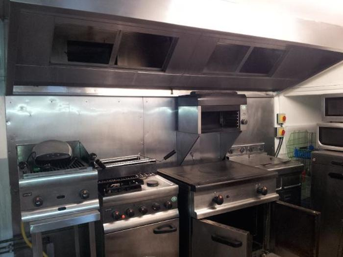 Commercial Kitchen Deep Cleaning Services -